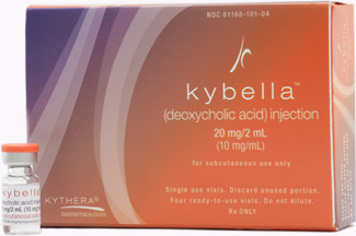 Kybella box and bottle